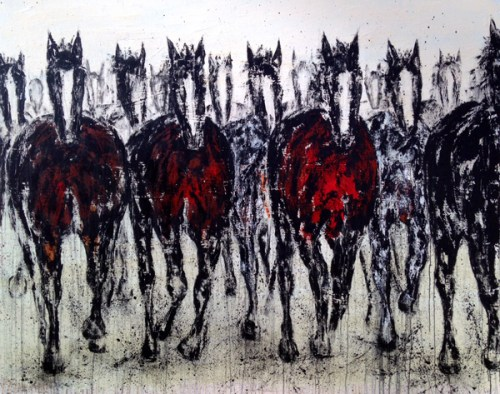 High Plains Spirits III by Ryan Brown