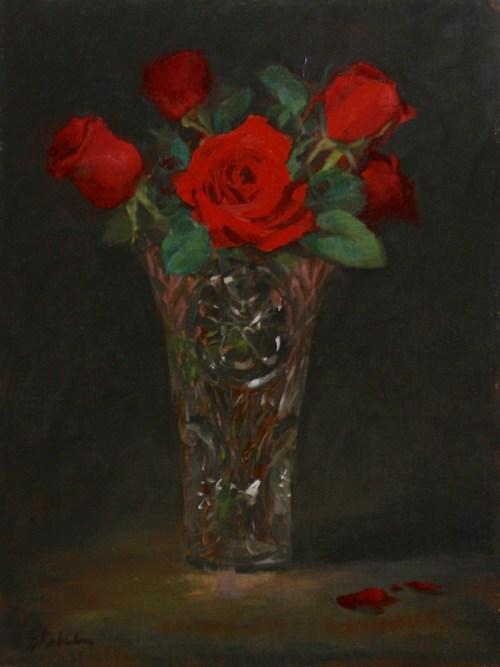 Crystal Rose by Elizabeth Robbins