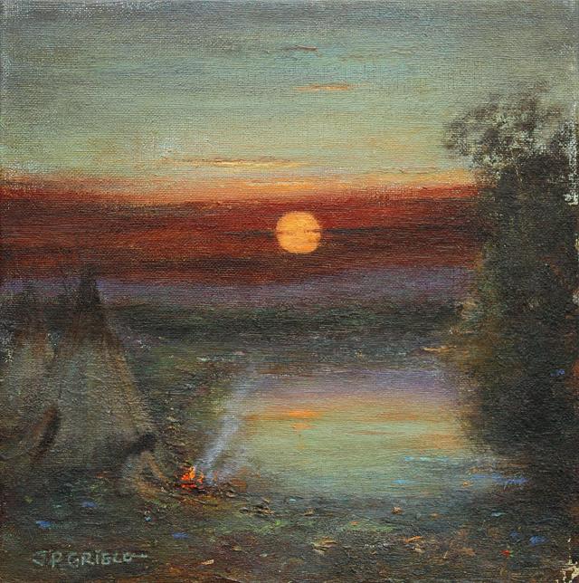 Sacred Hour by Joseph Grieco