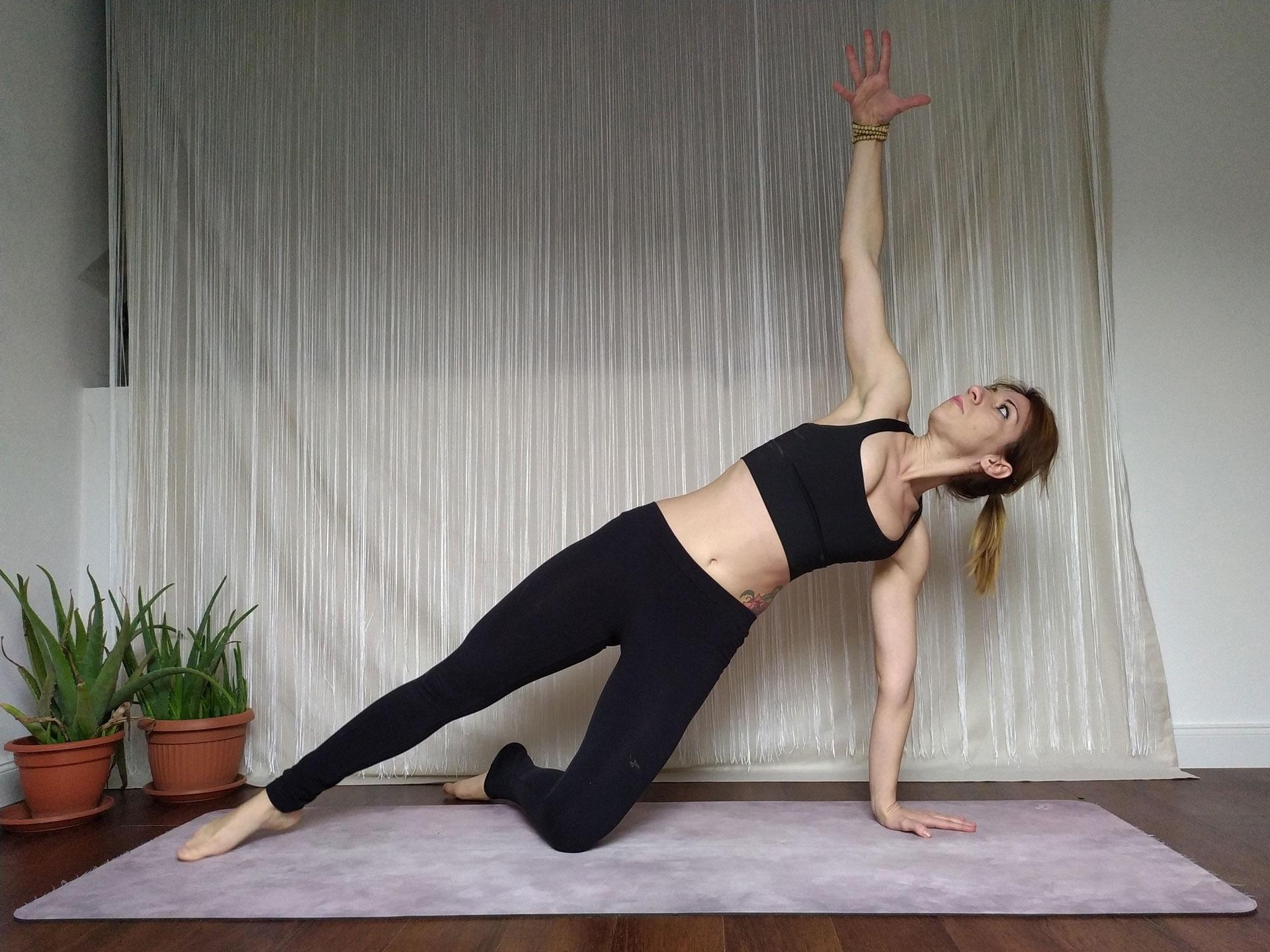 Yoga con Cristina