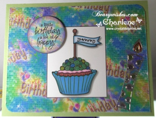 Charlene-Cupcake