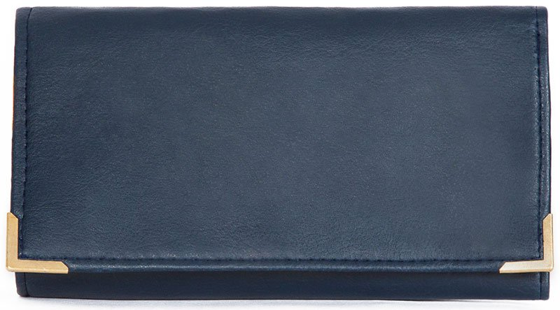 Wilby drayton navy wallet vegan - Green Christmas gift guide