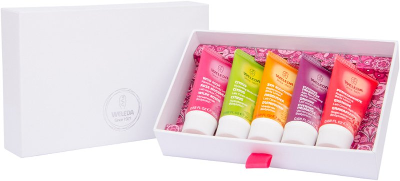 Weleda Mini Body Lotion Drawer