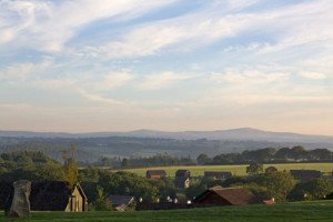 View of Bluestone, Pembrokeshire