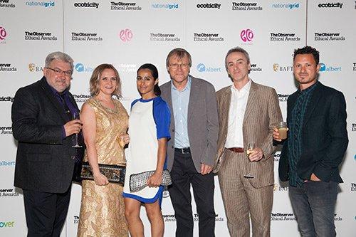 Coronation Street wins Film & Television Award