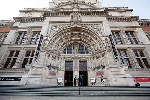V&A Museum - venue for The Observer Ethical Awards