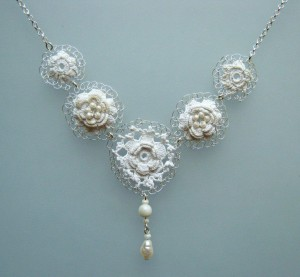 VL82. Fiorenza necklace