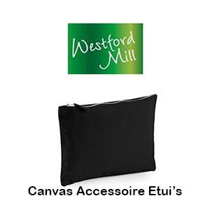 WM530 Canvas Accessoire Etui's