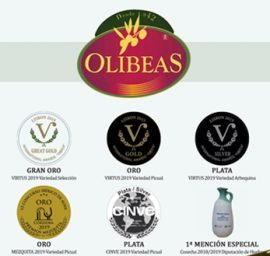 aceite olibeas