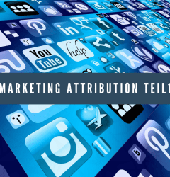 Marketing Attribution 1