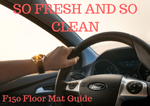 The 4 Best Heavy Duty Floor Mats for F150 – Squeaky Clean