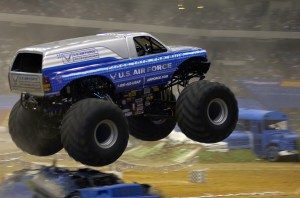 Monster Trucks are Awesome