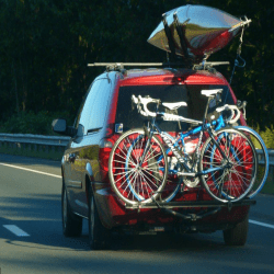 removable bike racks for cars