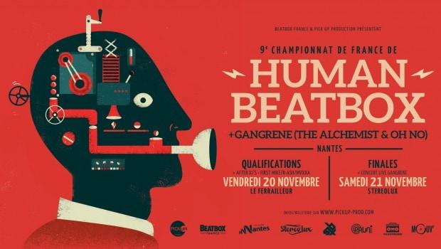 Bannière championnat de France de human beatbox