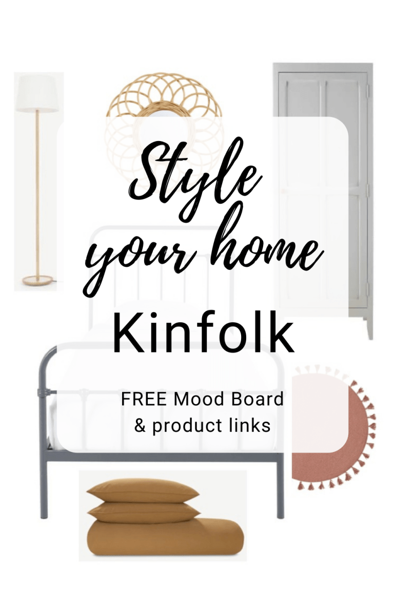 Style your home Kinfolk
