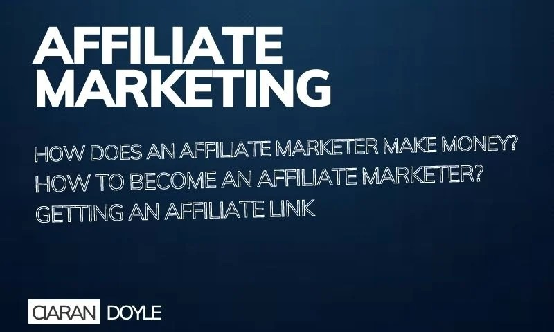 affiliate marketing how to