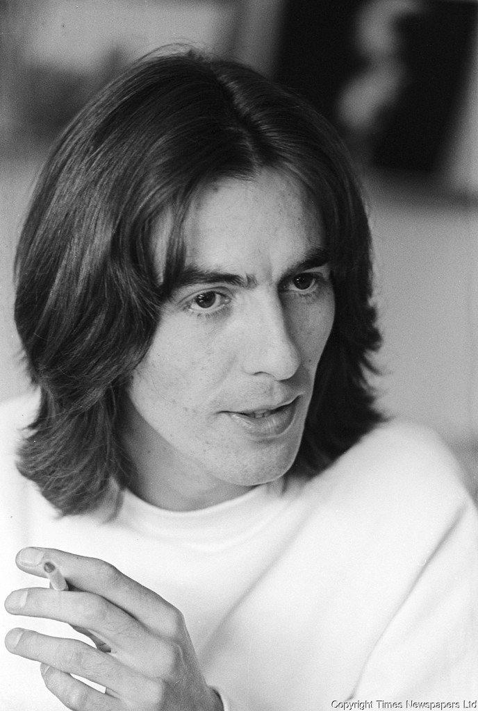Image result for george harrison 1969 images
