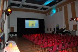 Nowhere Boy screening at Studio Two, Abbey Road Studios, 30 November 2009