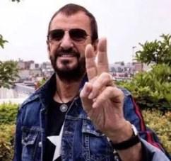 Ringo Starr in Grolloo, Netherlands, 8 June 2018
