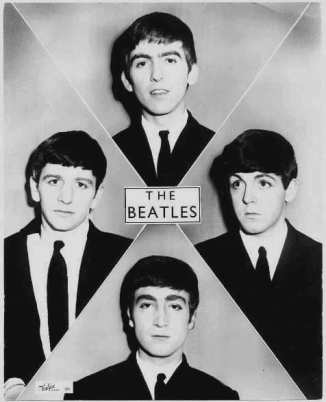 Beatles publicity photographs, 1962