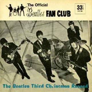 The Beatles' Christmas Fan Club single, 1965