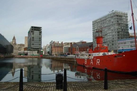 Albert Dock, Liverpool, 2010