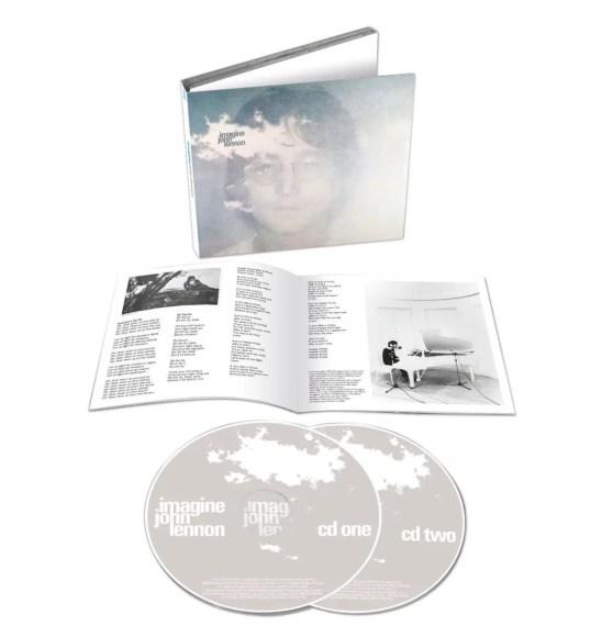 John Lennon –Imagine two-CD set (2018)