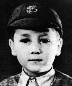 John Lennon, circa 1948