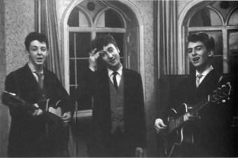 The Quarrymen, 20 December 1958