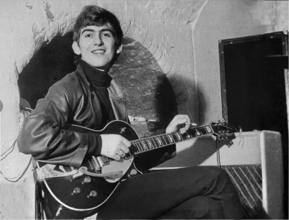 George Harrison, Cavern Club, Liverpool, 22 August 1962