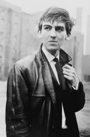 George Harrison, Liverpool, 1962