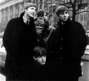 The Beatles, London, 5 March 1963