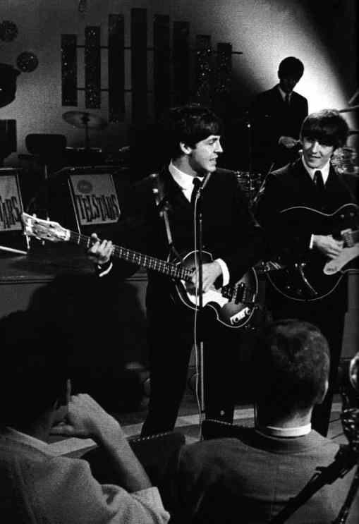 The Beatles on Drop In, Swedish TV, 30 October 1963