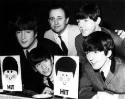 The Beatles on Juke Box Jury, 7 December 1963