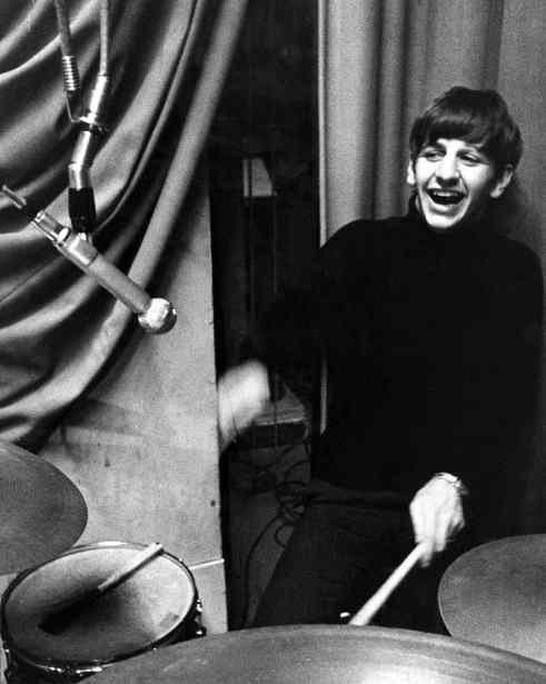 Ringo Starr, Saturday Club, BBC, 17 December 1963