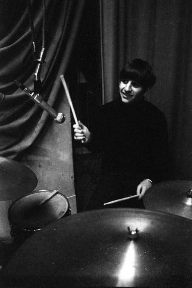 Ringo Starr, Saturday Club, BBC, 17 December 1963