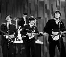 The Beatles on The Ed Sullivan Show, 9 February 1964