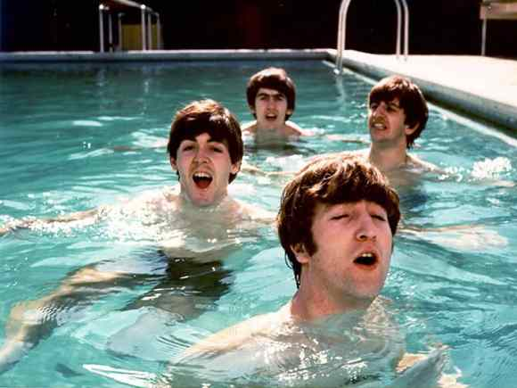 The Beatles in Miami, 14 February 1964