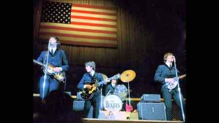 The Beatles live at Cow Palace, San Francisco, 19 August 1964