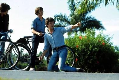 The Beatles filming Help on New Providence Island, Bahamas, 24 February 1965