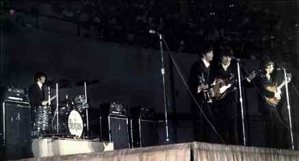 The Beatles at Mid-South Coliseum, Memphis, 19 August 1966