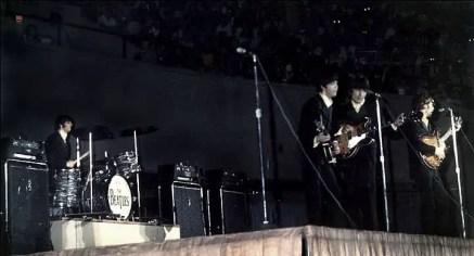 The Beatles at Mid-South Coliseum, Memphis, 19 August 1966