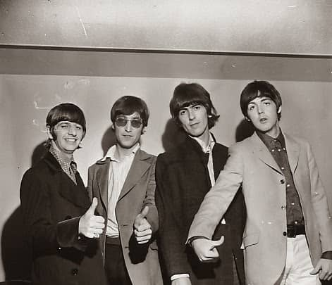 The Beatles in Seattle, 25 August 1966