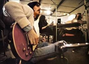The Beatles in Apple Studios, February 1969
