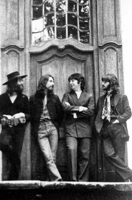 22 august 1969 the beatles 39 final photo session the for Balcony sessions