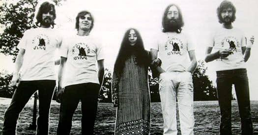 Plastic Ono Band, 1969
