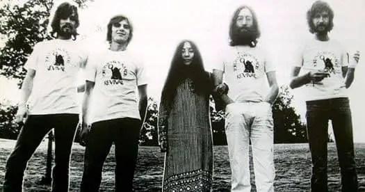 Plastic Ono Band, September 1969
