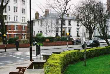 Abbey Road Studios and zebra crossing