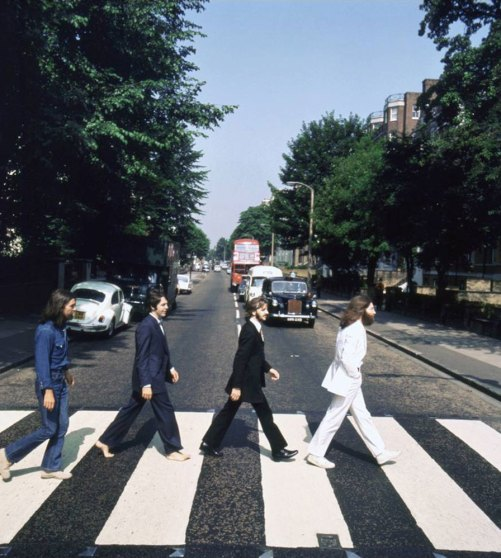 Picture three from the Abbey Road photography session