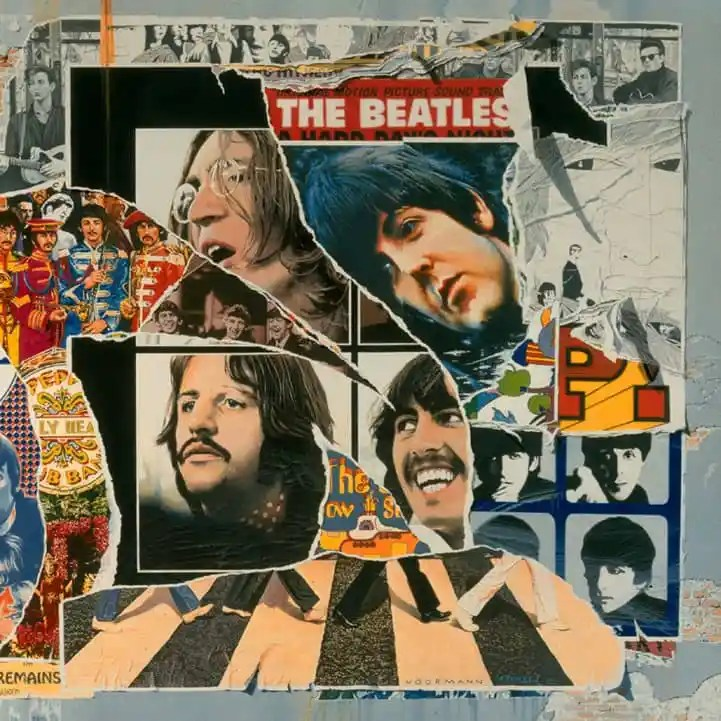 Anthology 3 album artwork